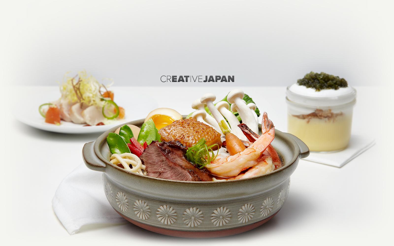 Eat Creative - Japan