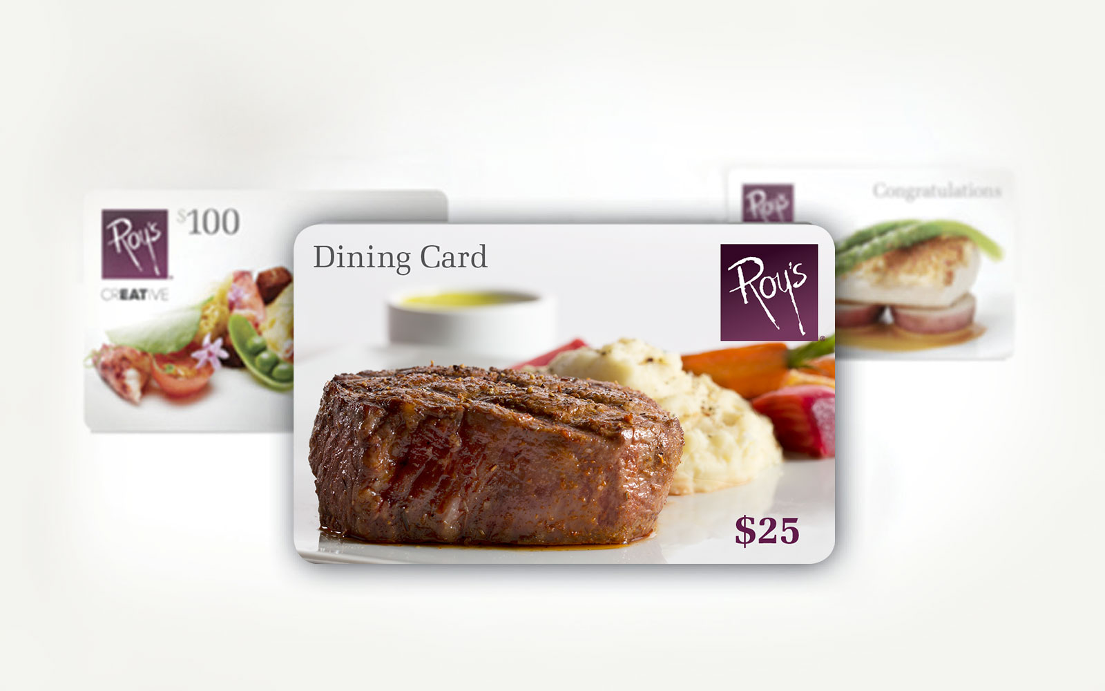 Roy's Gift Cards