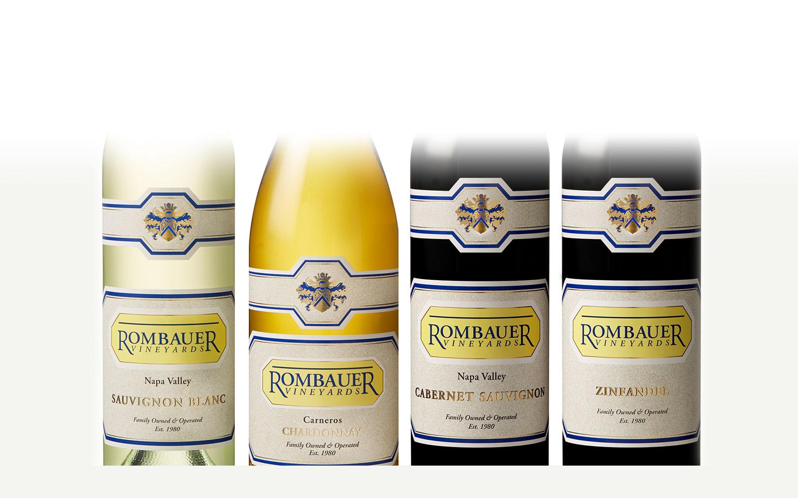 Rombauer Vineyards Wine Dinner