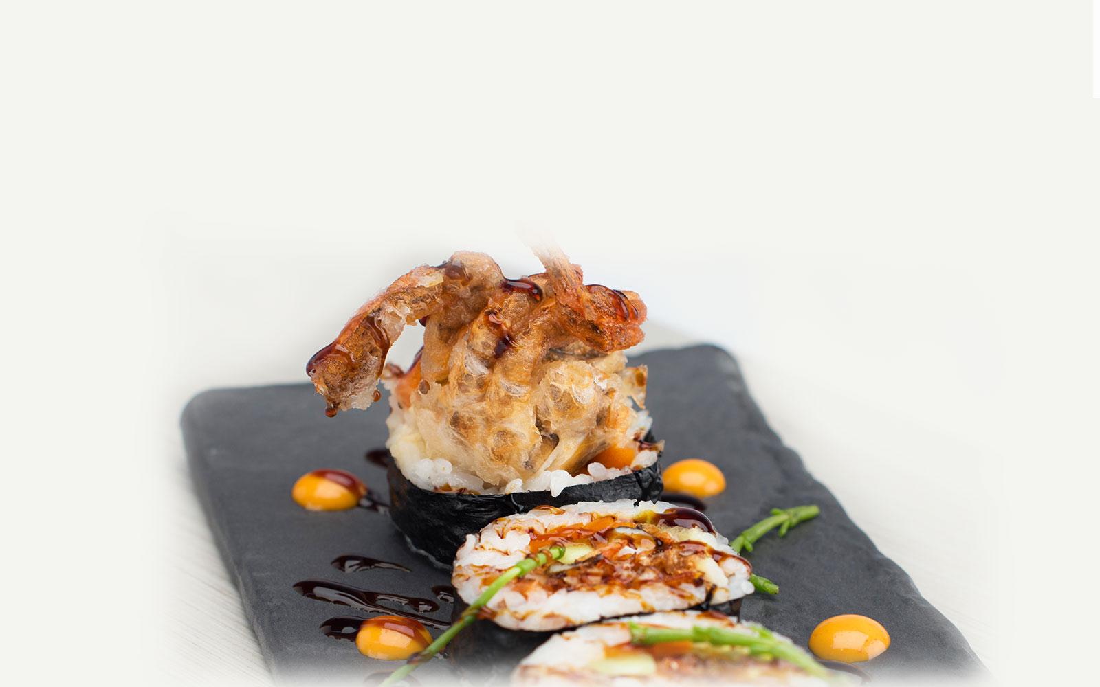 Sushi May Crab