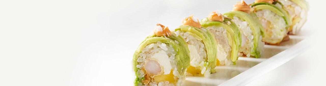 Aloha Hour Sushi Roll