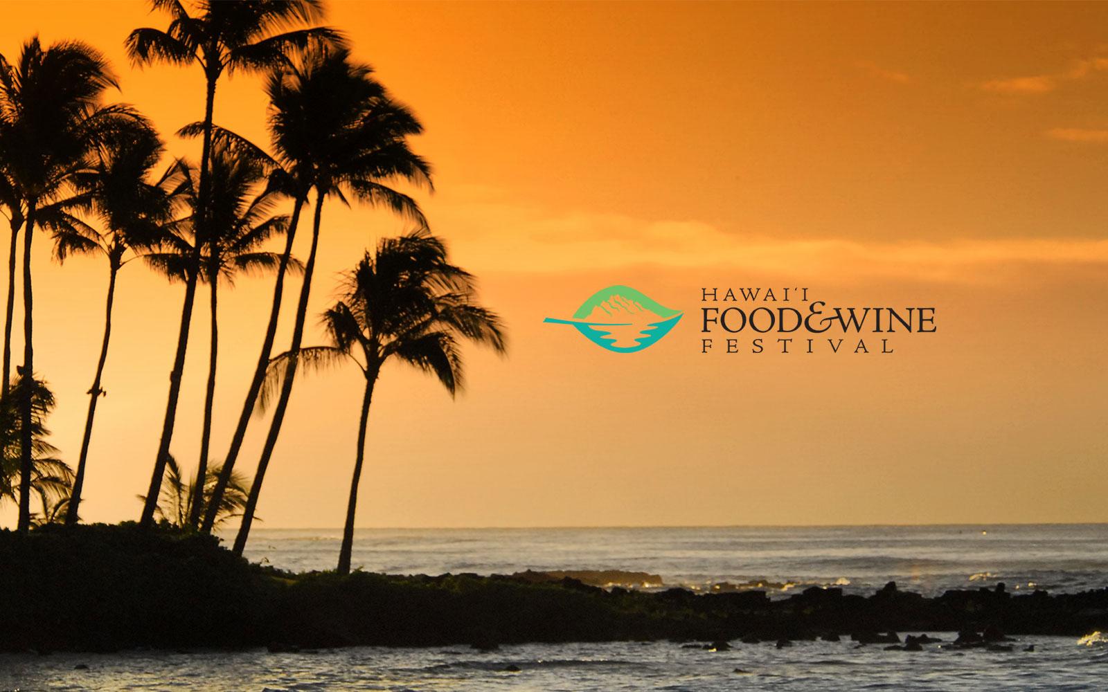 Hawaii Food&Wine Festival