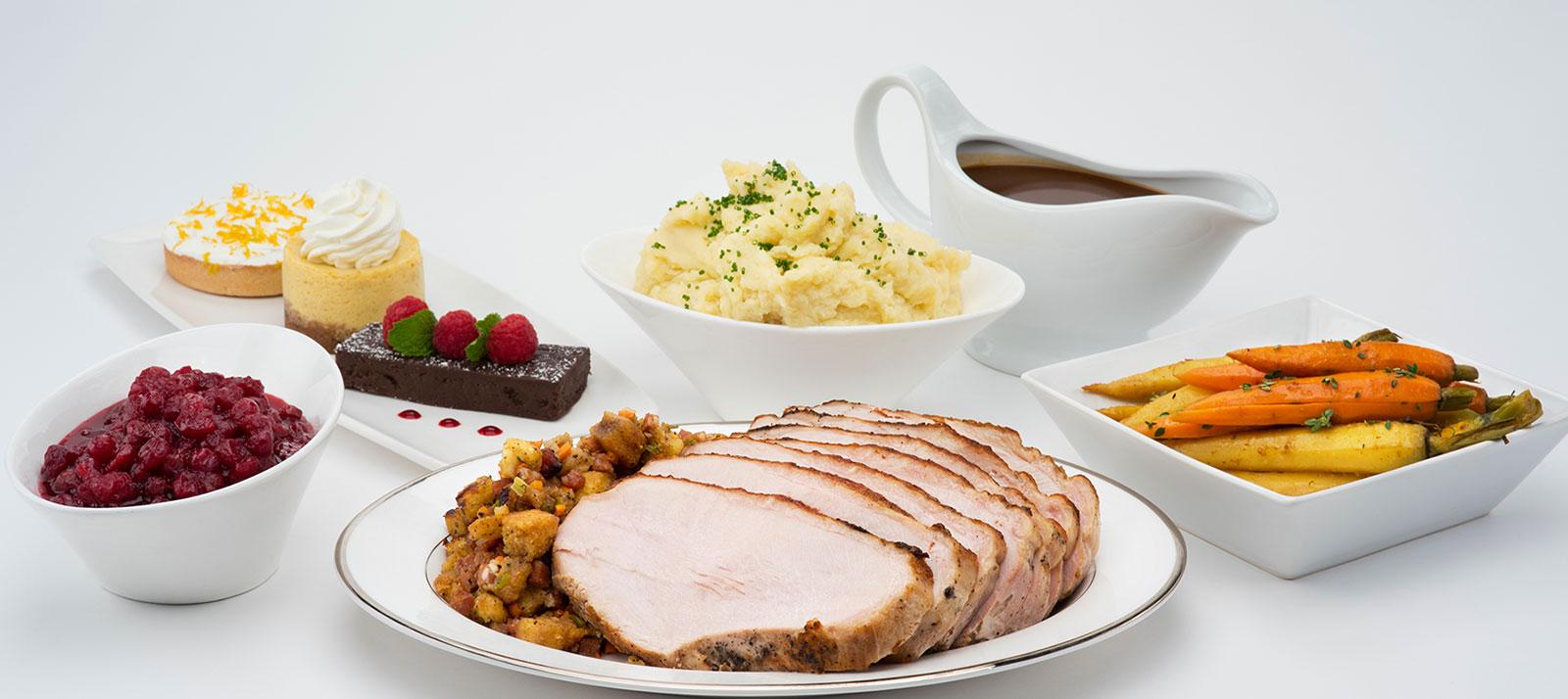 Homestyle Thanksgiving Dinner